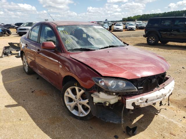 Mazda 3 I salvage cars for sale: 2008 Mazda 3 I