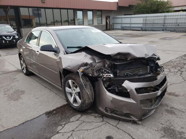 Salvage cars for sale from Copart Fort Wayne, IN: 2012 Chevrolet Malibu 1LT