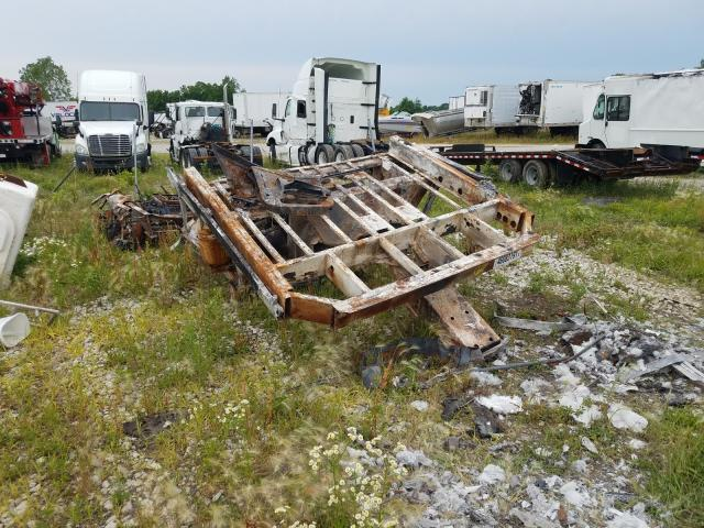 Salvage trucks for sale at Cicero, IN auction: 2018 Roadmaster Rail Utility