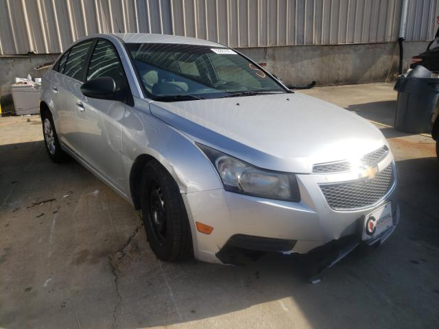 Salvage cars for sale from Copart Lawrenceburg, KY: 2012 Chevrolet Cruze LS