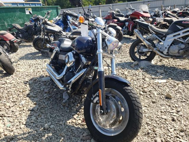 Salvage cars for sale from Copart Memphis, TN: 2012 Harley-Davidson Fxdf Dyna
