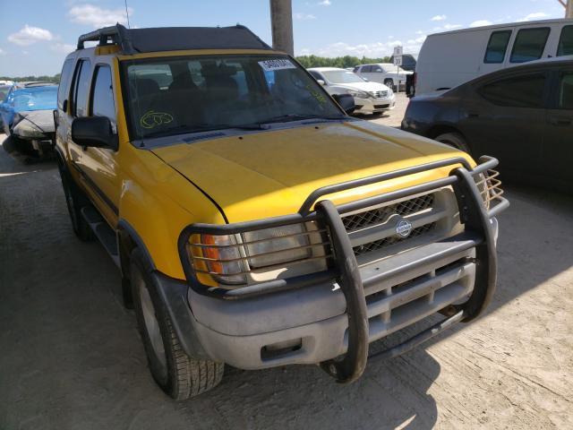 Vehiculos salvage en venta de Copart Temple, TX: 2001 Nissan Xterra XE