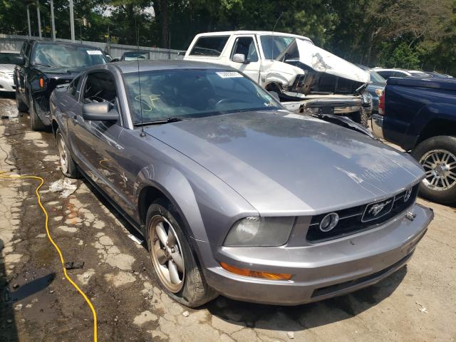 Salvage cars for sale from Copart Austell, GA: 2007 Ford Mustang