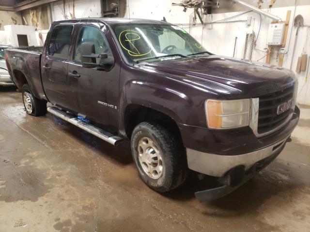 Vehiculos salvage en venta de Copart Casper, WY: 2008 GMC Sierra K25