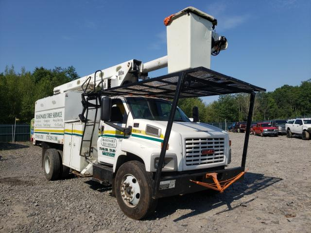 Salvage cars for sale from Copart Duryea, PA: 2006 GMC C7500 C7C0