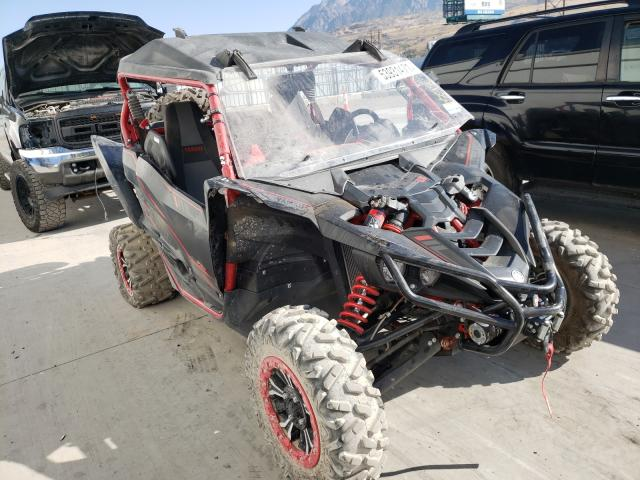 Salvage cars for sale from Copart Farr West, UT: 2017 Yamaha YXZ1000 ET