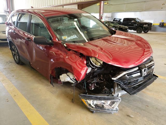 Vehiculos salvage en venta de Copart Mocksville, NC: 2020 Honda CR-V LX