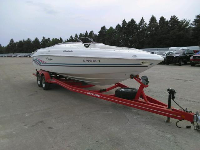 Baja Boat salvage cars for sale: 1999 Baja Boat