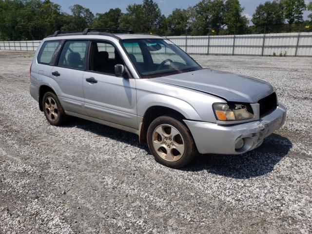 Subaru Forester salvage cars for sale: 2003 Subaru Forester
