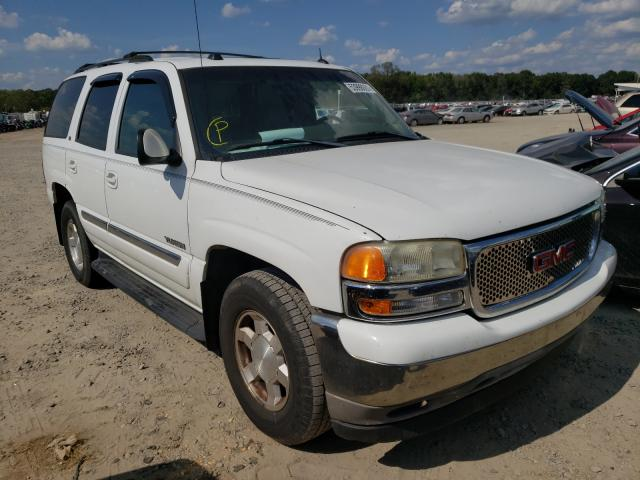 Salvage cars for sale at Conway, AR auction: 2005 GMC Yukon