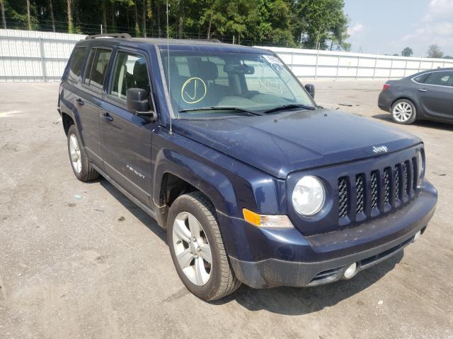 Vehiculos salvage en venta de Copart Dunn, NC: 2016 Jeep Patriot LA