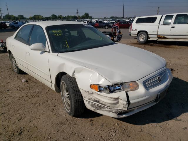 Salvage cars for sale at Nampa, ID auction: 2003 Buick Regal LS