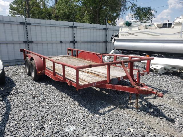 Salvage cars for sale from Copart Byron, GA: 2006 Other Trailer