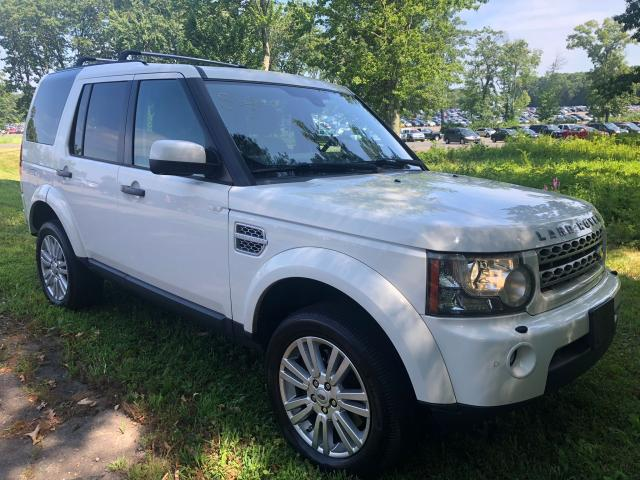 Salvage cars for sale from Copart New Britain, CT: 2010 Land Rover LR4 HSE