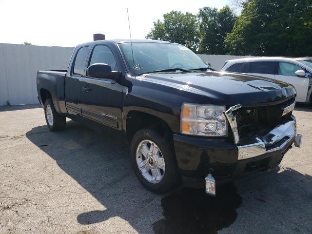 Vehiculos salvage en venta de Copart Marlboro, NY: 2011 Chevrolet Silverado