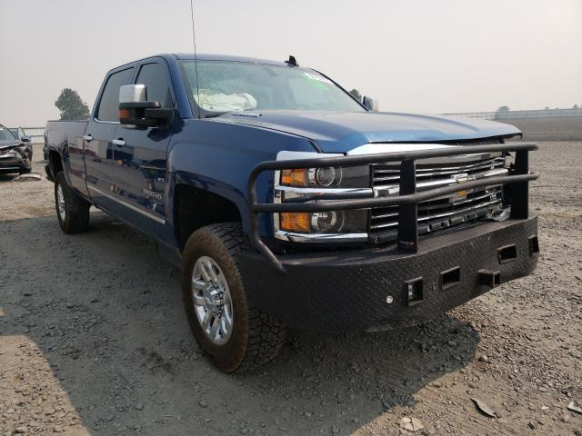 Salvage cars for sale from Copart Airway Heights, WA: 2016 Chevrolet Silverado