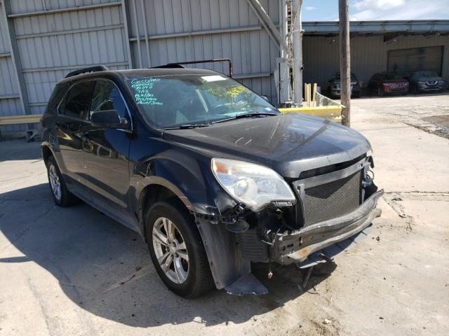Salvage cars for sale from Copart Corpus Christi, TX: 2013 Chevrolet Equinox LT