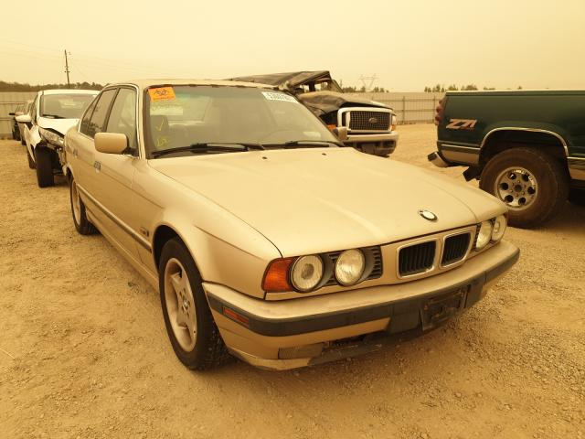 Salvage cars for sale from Copart Anderson, CA: 1995 BMW 530 I Automatic