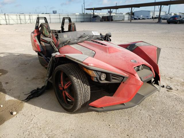 Polaris Slingshot salvage cars for sale: 2015 Polaris Slingshot