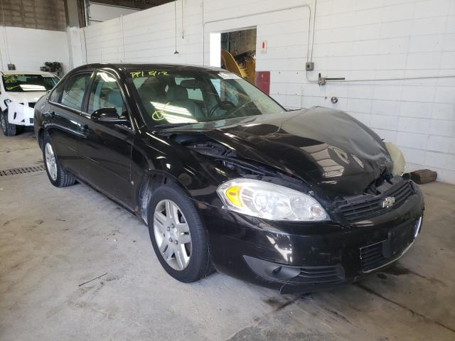 Salvage cars for sale from Copart Blaine, MN: 2006 Chevrolet Impala LT