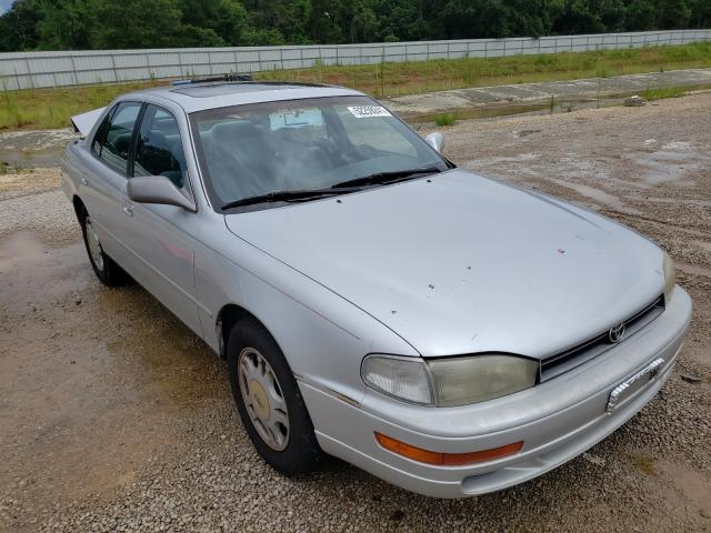 Salvage cars for sale at Theodore, AL auction: 1993 Toyota Camry XLE