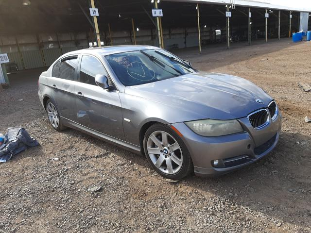 Salvage cars for sale from Copart Phoenix, AZ: 2010 BMW 335 I