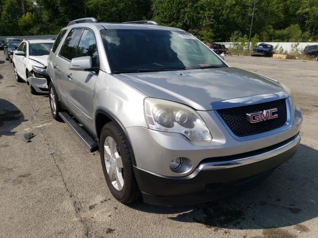 Salvage cars for sale from Copart Louisville, KY: 2008 GMC Acadia SLT