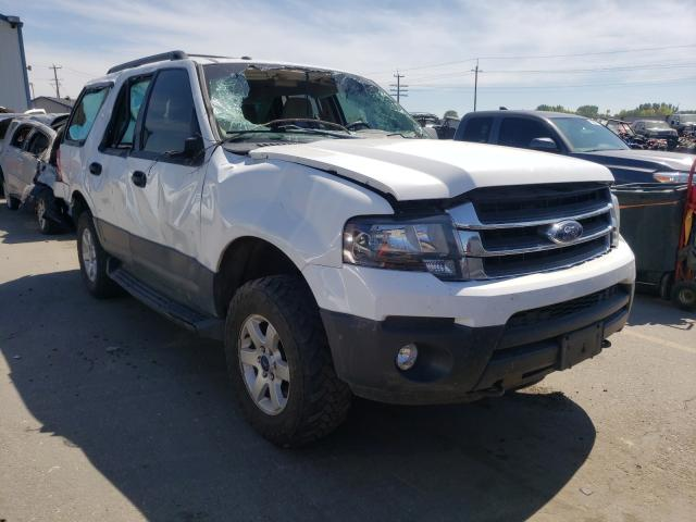 Salvage cars for sale from Copart Nampa, ID: 2015 Ford Expedition