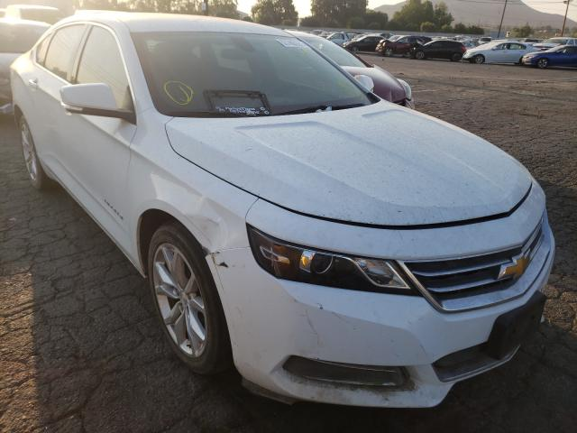 Salvage cars for sale from Copart Colton, CA: 2016 Chevrolet Impala LT