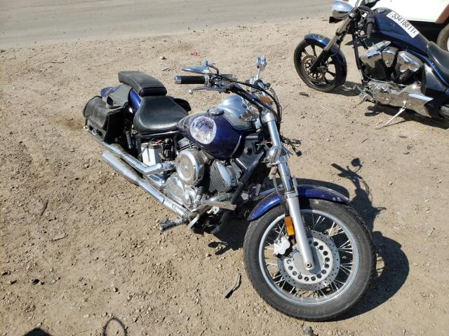 Salvage cars for sale from Copart Nampa, ID: 2008 Yamaha XVS1100 A