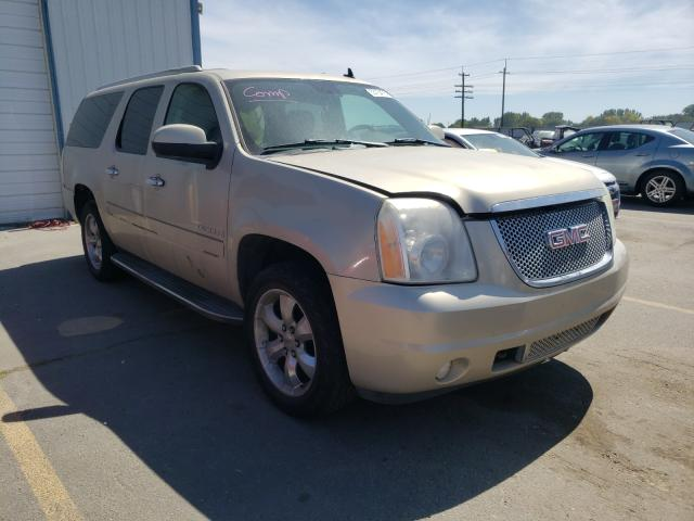 Salvage cars for sale at Nampa, ID auction: 2007 GMC Yukon XL D