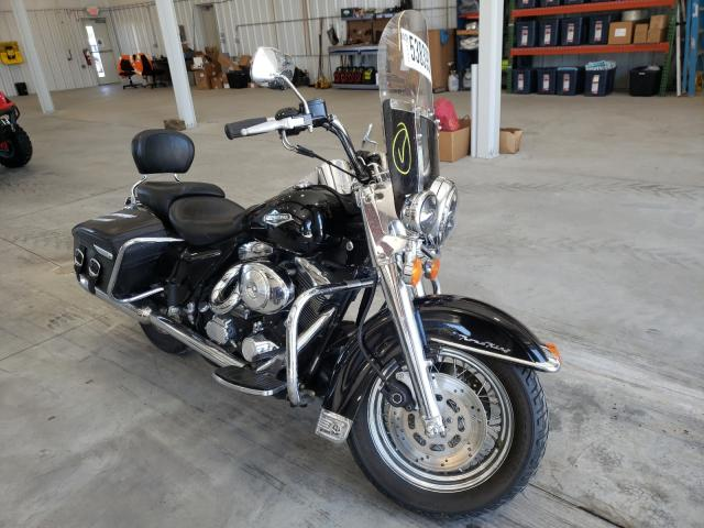 Salvage cars for sale from Copart Avon, MN: 1998 Harley-Davidson Flhrci