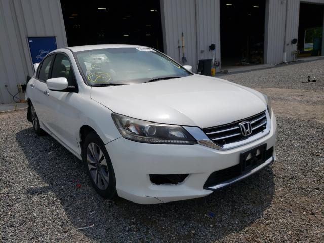 Salvage cars for sale from Copart Jacksonville, FL: 2015 Honda Accord LX