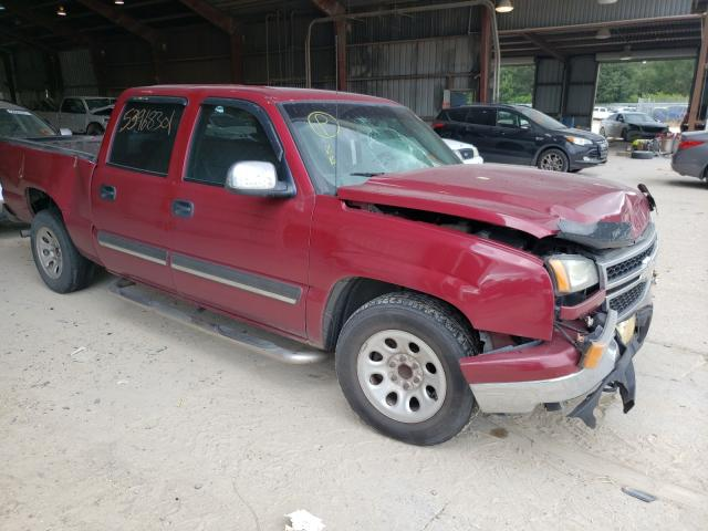 Salvage trucks for sale at Greenwell Springs, LA auction: 2007 Chevrolet Silverado