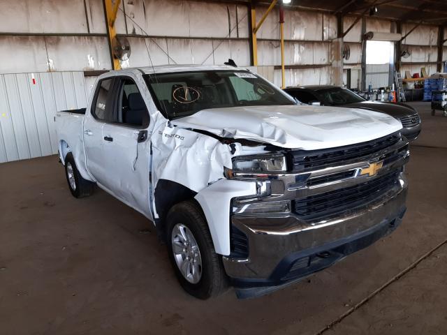 Vehiculos salvage en venta de Copart Phoenix, AZ: 2020 Chevrolet Silverado