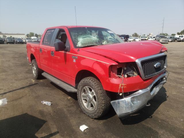 Salvage cars for sale from Copart Denver, CO: 2008 Ford F150 Super
