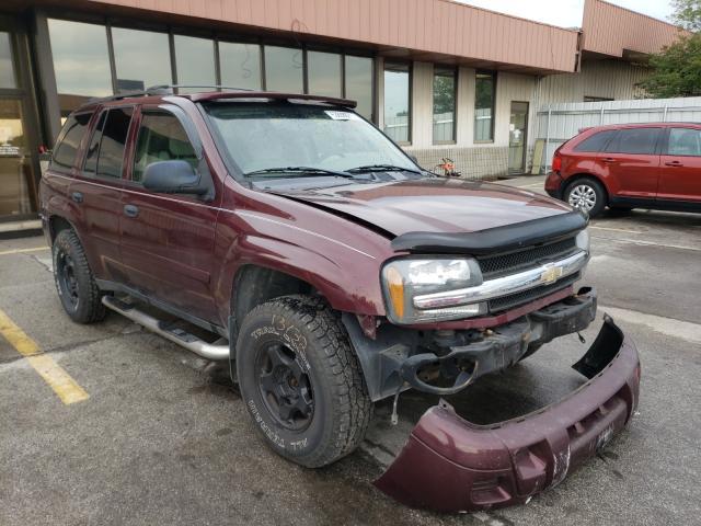 Vehiculos salvage en venta de Copart Fort Wayne, IN: 2006 Chevrolet Trailblazer