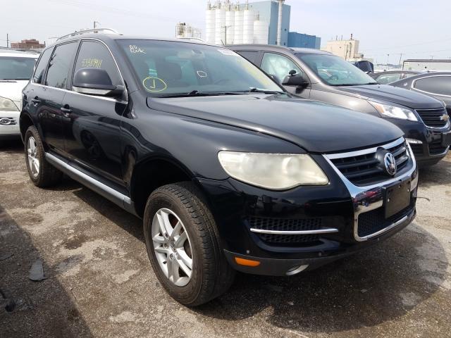 2008 Volkswagen Touareg 2 en venta en Chicago Heights, IL