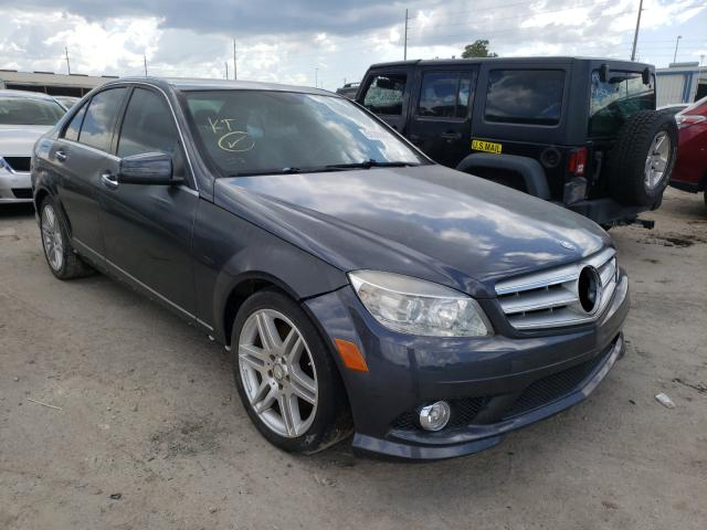 Salvage cars for sale from Copart Riverview, FL: 2010 Mercedes-Benz C 350