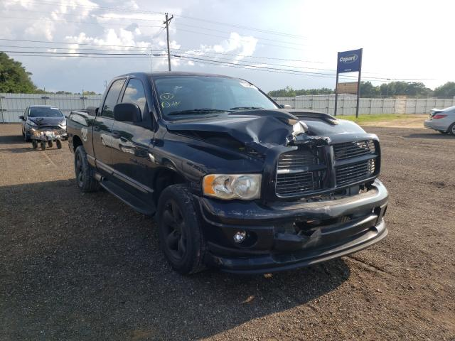 Salvage cars for sale from Copart Newton, AL: 2004 Dodge RAM 1500 S