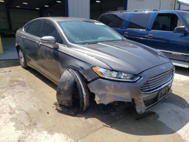 Salvage cars for sale from Copart Alorton, IL: 2014 Ford Fusion SE