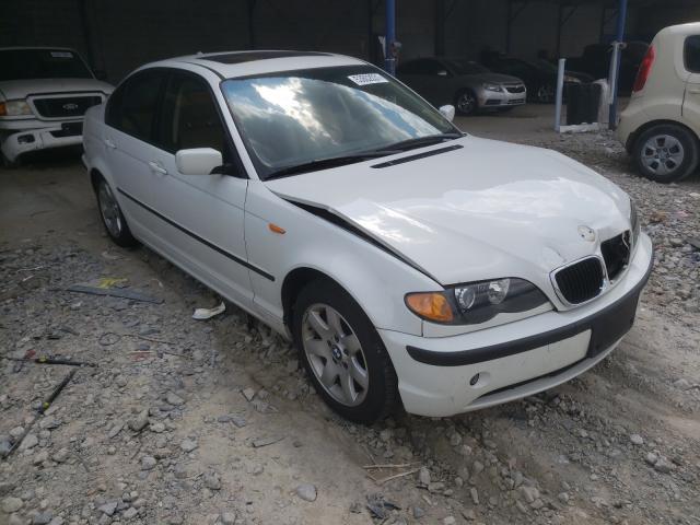 Vehiculos salvage en venta de Copart Cartersville, GA: 2005 BMW 325 I