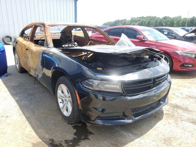 Salvage cars for sale at Shreveport, LA auction: 2020 Dodge Charger SX