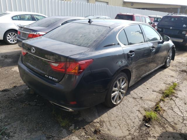 2013 LEXUS GS 350 JTHCE1BL5D5001566