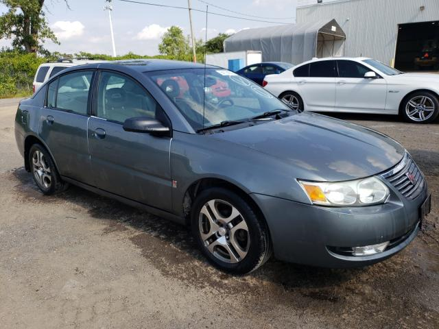 Salvage cars for sale at Montreal Est, QC auction: 2005 Saturn Ion Level
