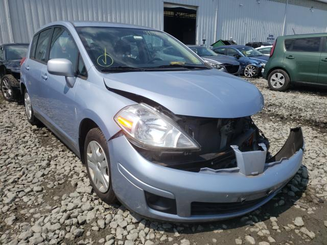 Salvage cars for sale from Copart Chambersburg, PA: 2012 Nissan Versa S