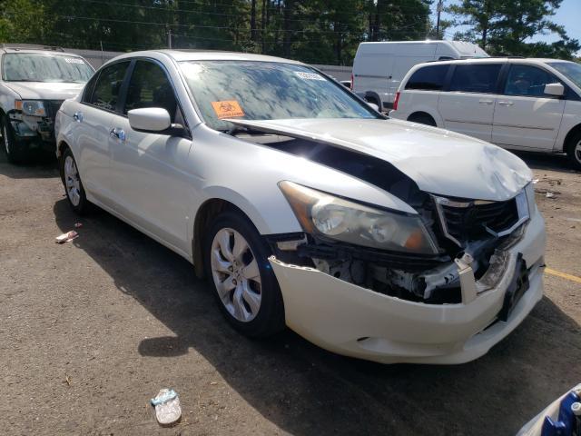 Honda salvage cars for sale: 2009 Honda Accord EXL