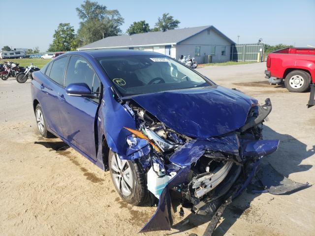 2018 Toyota Prius en venta en Sikeston, MO