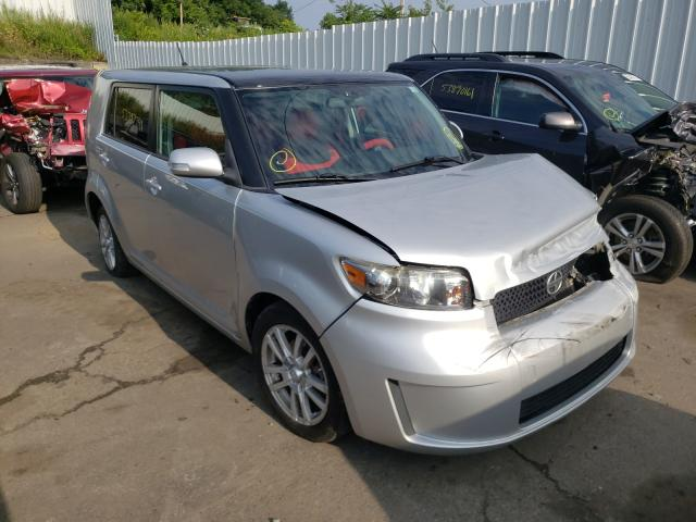Salvage cars for sale from Copart Marlboro, NY: 2008 Scion XB