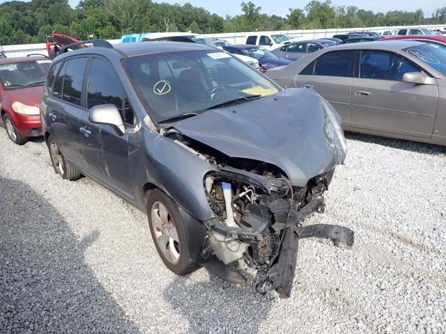 KIA salvage cars for sale: 2009 KIA Rondo Base